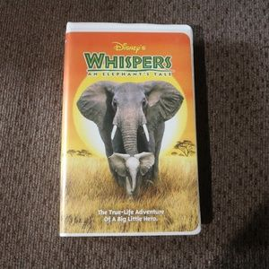 Whispers VHS